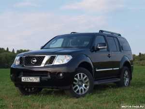 Тест-драйв Nissan Pathfinder 3.0 V6 (7AT)
