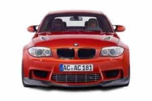 Тест драйв BMW 1M Coupe 2011